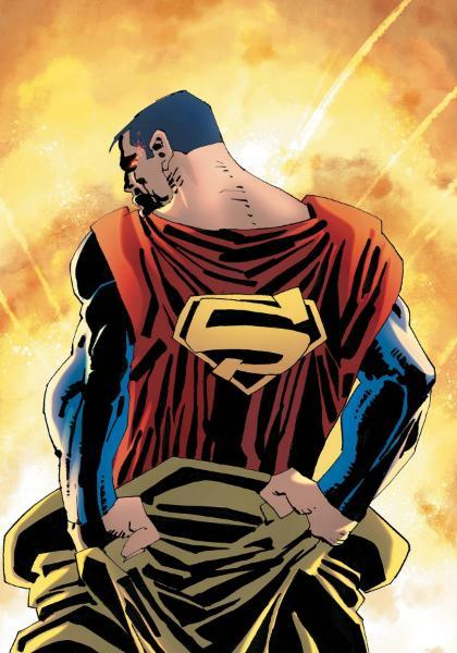 Superman Year One #1 Frank Miller Cover