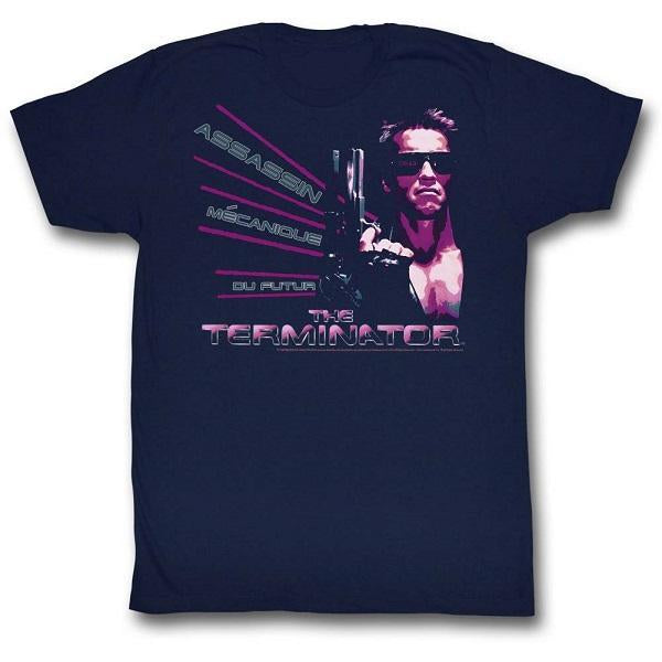 Shirt Terminator - Assassin Slim Fit T-Shirt