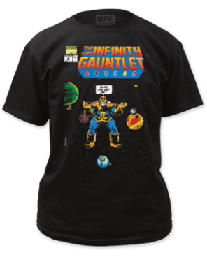 Thanos Infinity War Come and Get Me T-Shirt
