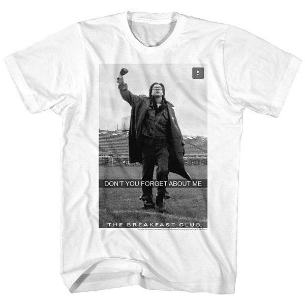 Shirt The Breakfast Club Bendersnap White T-Shirt