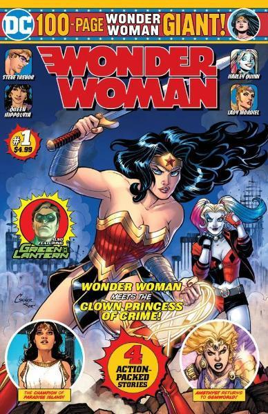 Wonder Woman 100 Page Giant #1