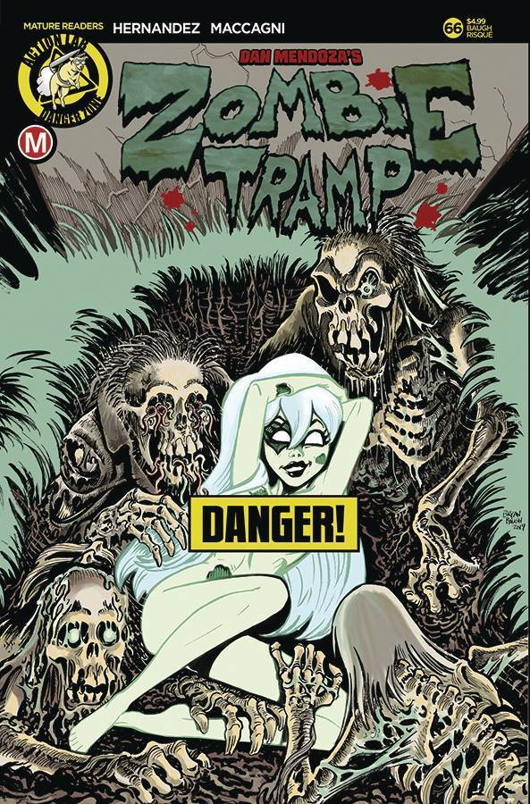 Zombie Tramp #66 Baugh Risque Variant