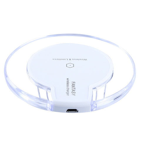 Android and iPhone wireless charger [#1 Selling] - SmilyDeals