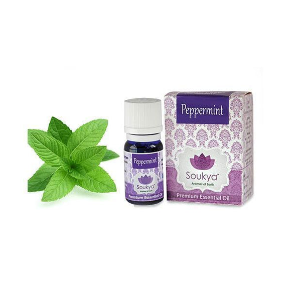 Soukya Peppermint Oil 10ml Essential Oil