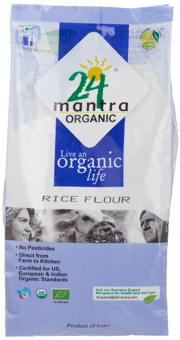 24Mantra Rice Flour 500gm