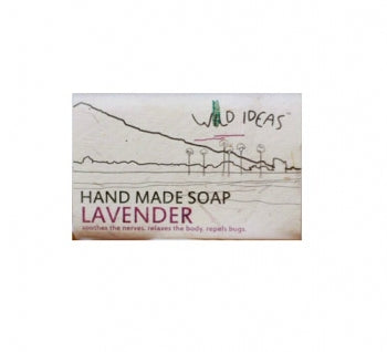 Wild Ideas Lavender Hand Made Soap