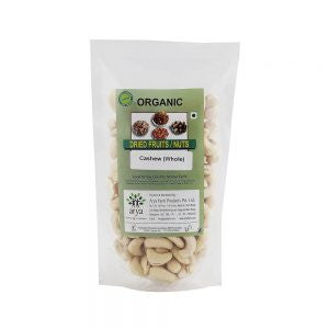 Cashew Whole 200g