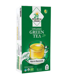 24Mantra Green Tea 25Bag