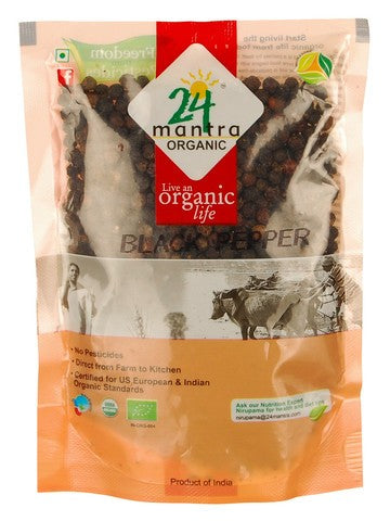 24Mantra Black Pepper (Whole)