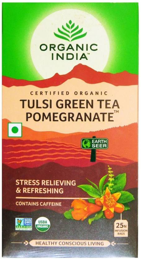 Pomegranate Green Tea 25Bag