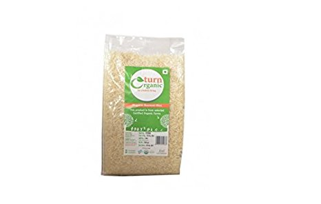 TURN ORGANIC Brown Basmathi Rice 1Kg