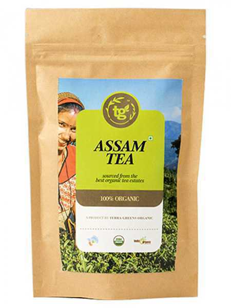 Terra Green ASSAM TEA 200g
