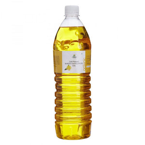 24Mantra Kardi (Safflower) ColdPressed Oil 1ltr
