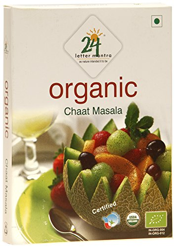 24Mantra Chat Masala 50gm