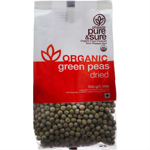 Phalada Green Peas Dried 500gm