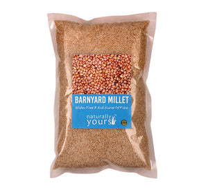 Naturally Yours Barnyard Millet 500g