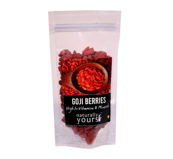 Naturally Yours Goji Berries 100g