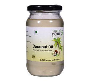 Naturally Yours Organic Coconut Oil 350ml