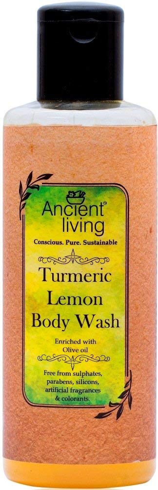 Turmeric Lemon Body wash 50ml