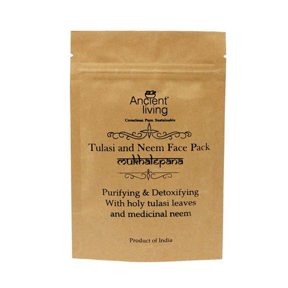 Tulasi and Neem Face Pack 40Gm