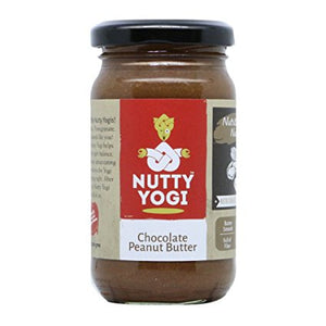 NUTTY YOGI Chocolate Peanut Butter 200Gm