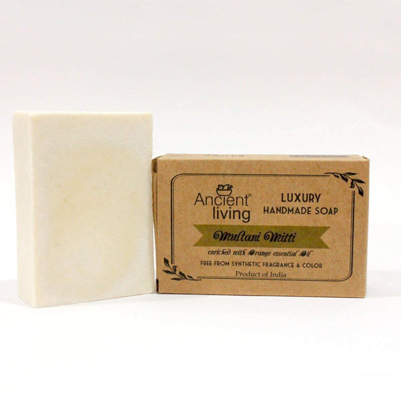 Multani Mitti Luxuryhandmade Soap 100gm