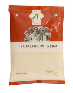 24Mantra Sugar Sulphurless 500gm