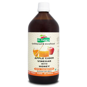 Apple Cider Vinegar With Honey 500ml