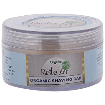 Rustic Art Shaving Bar 50gm