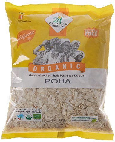 24Mantra Beaten Rice (Poha) 500g
