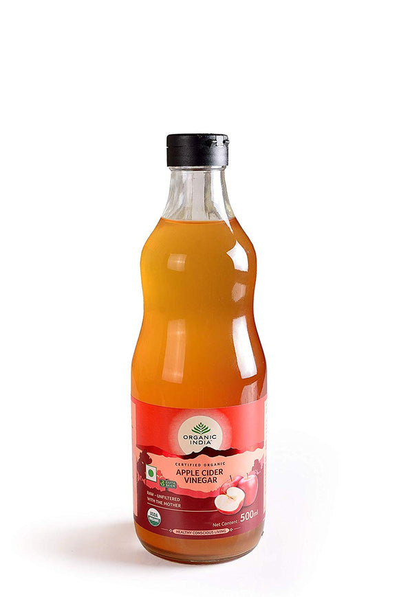 Apple Cider Vinegar 500Ml (Raw Unfilted with the Mother)