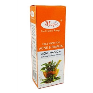 Magic Ayurveda Face Wash - Acne & Pimples 60ml