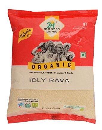 24Mantra Idly Rava 500gm