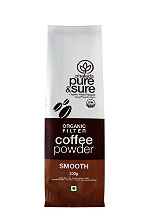 Phalada Coffee Powder Smooth 200gm