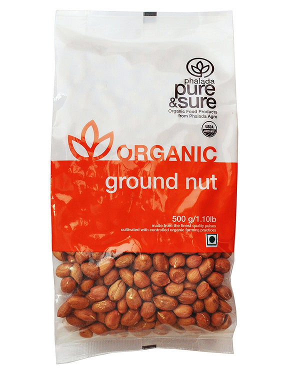 Phalada Ground Nut 500gm