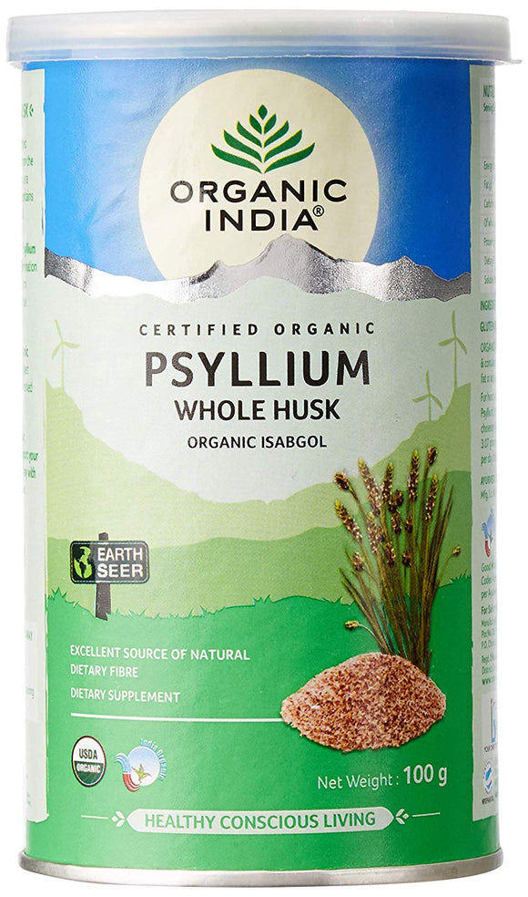 Psyllium Whole Husk 100Gm