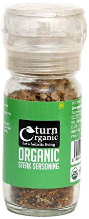 TURN ORGANIC Steak Seasoning 60g