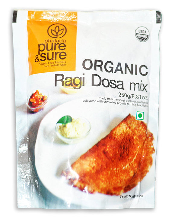Phalada Ragi Dosa Mix 250gm