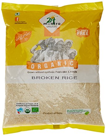 24Mantra Broken Rice 1kg