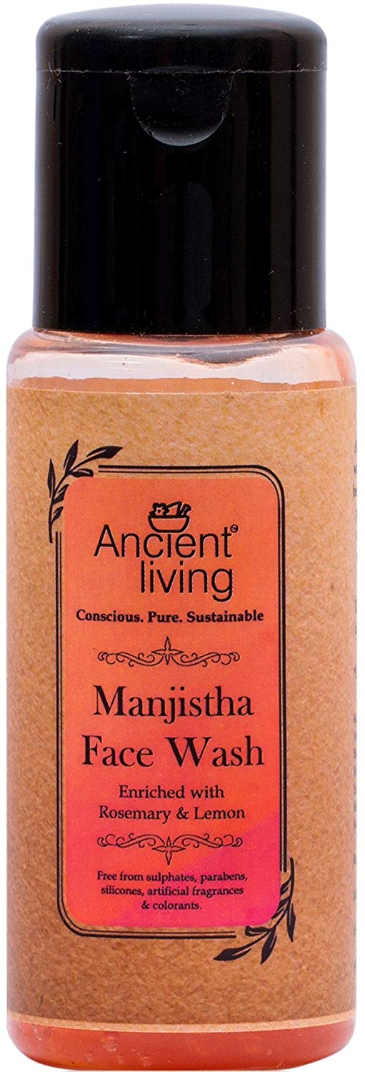 Manjistha Face Wash 100Ml