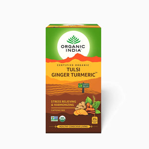 Tulsi Ginger Turmeric 25 Tea Bag
