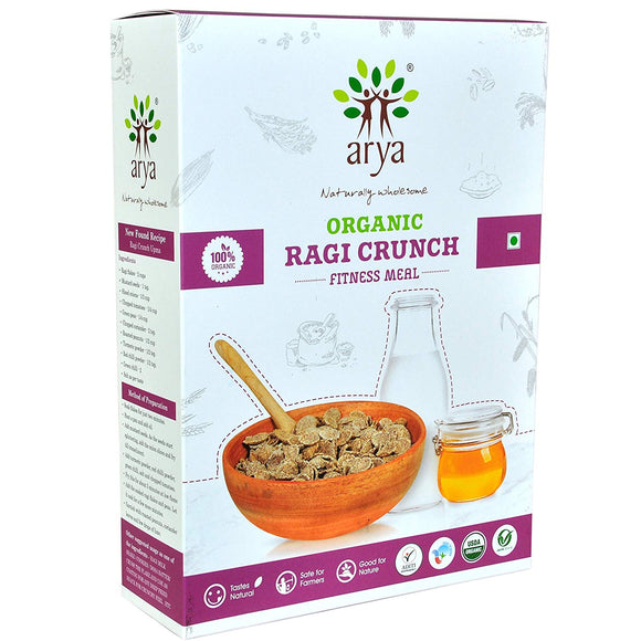 Ragi Crunch (Fitness Meal) 300gm
