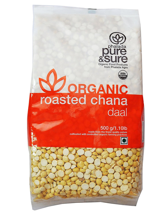 Phalada Roasted Channa Dal 500gm