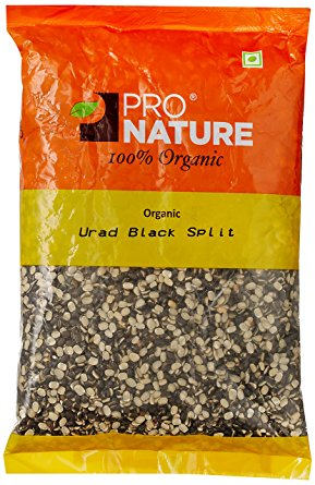 ProNature Urad Dal Black Split 500gm