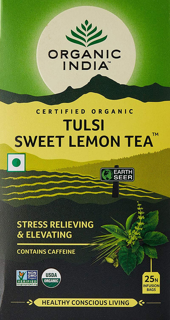Sweet Lemon Tea 25 Bags