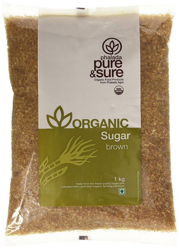Phalada Brown Sugar 1kg