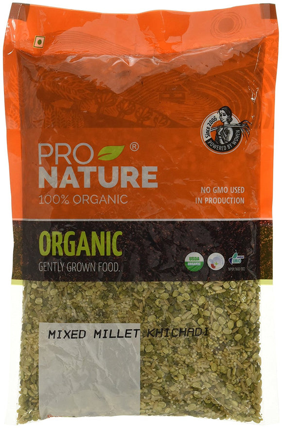 ProNature Mixed Millet Khichadi 500gm