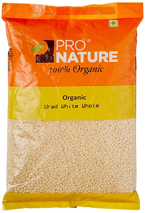 ProNature Urad Dal White Whole