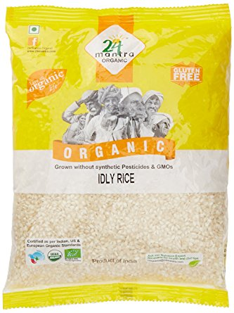 24Mantra Idly Rice 1kg