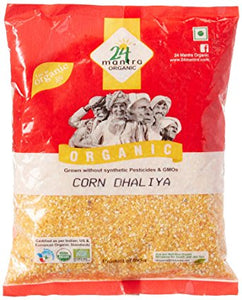 24Mantra Corn Dalia 500gm
